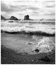 Silence Beach - III by DavidVG