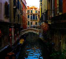 Captivating Venice 1 by marjol3in1977