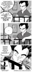 Dragonball Super: Even You Arent Immune Vegeta by longlovevegeta