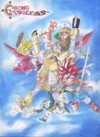 Chrono Trigger by Javcrimson