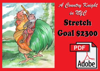 Stretch goal 2300 by JDCalderon