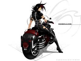 Rebellion wallpaper by tubenose
