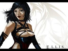 :Commission - Ellis: by tubenose