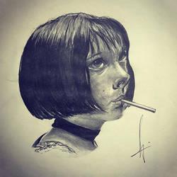 Natalie Portman by Javiyoshi