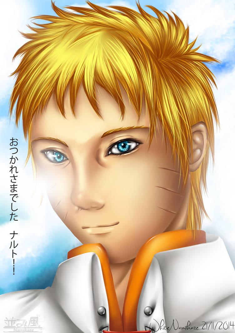 Naruto Hokage by WhiteNamikaze