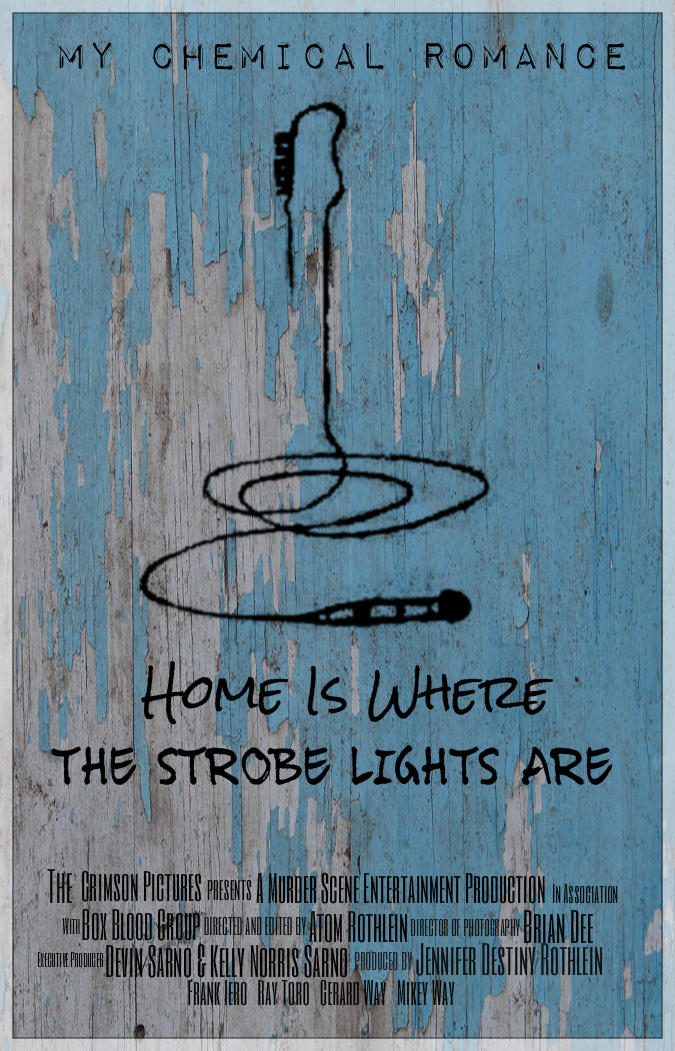 Home Is Where The Strobe Lights Are by crimsonletters