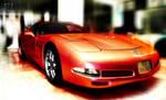 Chevrolet Corvette - PA 10 by never-over-strange