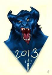 The Beast by ReineDesCanards