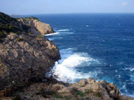 Mallorca's Coast by Risii