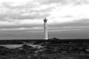 Jandia's Lighthouse by Risii