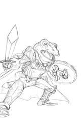 Glenn the Frog by geeshin