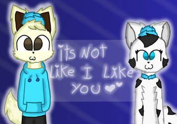 Ist Not Like  I Like You  by naty905