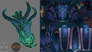 Age of Wonders 3 Eldritch Horror Maps by OskarKuijken