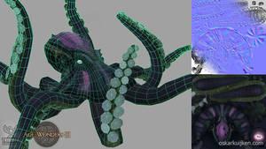 Age of Wonders 3 Kraken Wires by OskarKuijken
