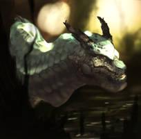 Quad Dragon Set Nr2, Marsh Marauder by OskarKuijken