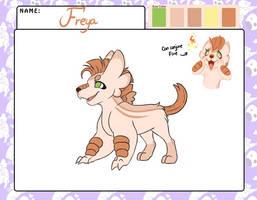 Egg #233 - Freya the Impling by RandomComicSheet