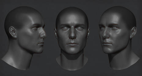 Tom Cruise Sculpt by ivilai