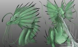 Lady Kiyomizu by dragonofdivinewind