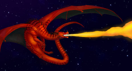 Firestorm by dragonofdivinewind