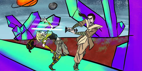 Starwars by D0D-SKRIKE