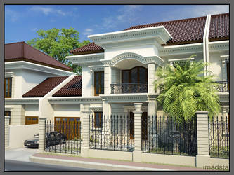 3d exterior by imadsta