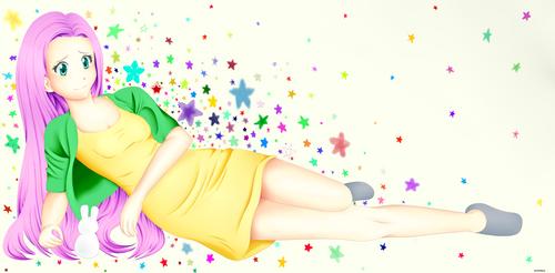 Fluttershy by aisemicr