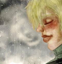 Winter Breathing by Ospreyghost13