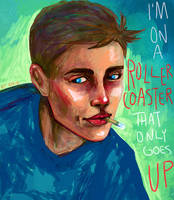 Augustus Waters by Ospreyghost13