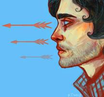 Arrow by Ospreyghost13