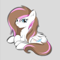 My Pony Oc by Vanelia27