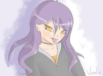 An anime oc by Vanelia27