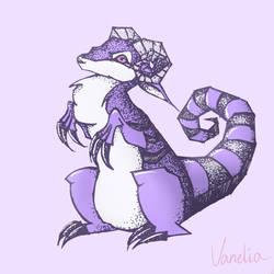 Strange Creature by Vanelia27