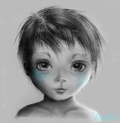 Little Boy by Vanelia27