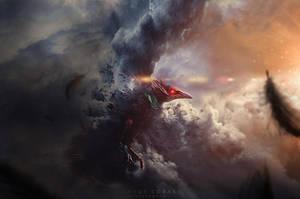 Corvus Corax by Mustafa9119
