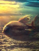 Fly Fish by Mustafa9119