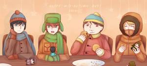 South Park-Mid-Autumn Day! by JS-Coach
