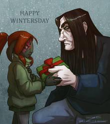 [FF] Happy Wintersday by Sinsitra