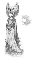 Lady Merel by Sinsitra