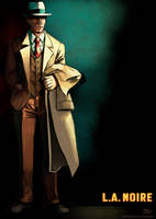 -L.A. NOIRE- by obsceneblue