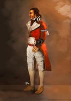 -Late 1700s Connor- by obsceneblue