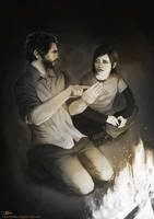-The Last of Us- by obsceneblue