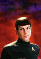 -Mr Spock- by obsceneblue