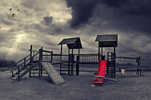 Summer's Almost Gun II by toreoztok