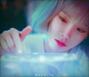 In The Rain - Taeyeon by alottaedits