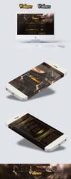 Valinor - Game Webdesign (Metin2) by FanBarcelony