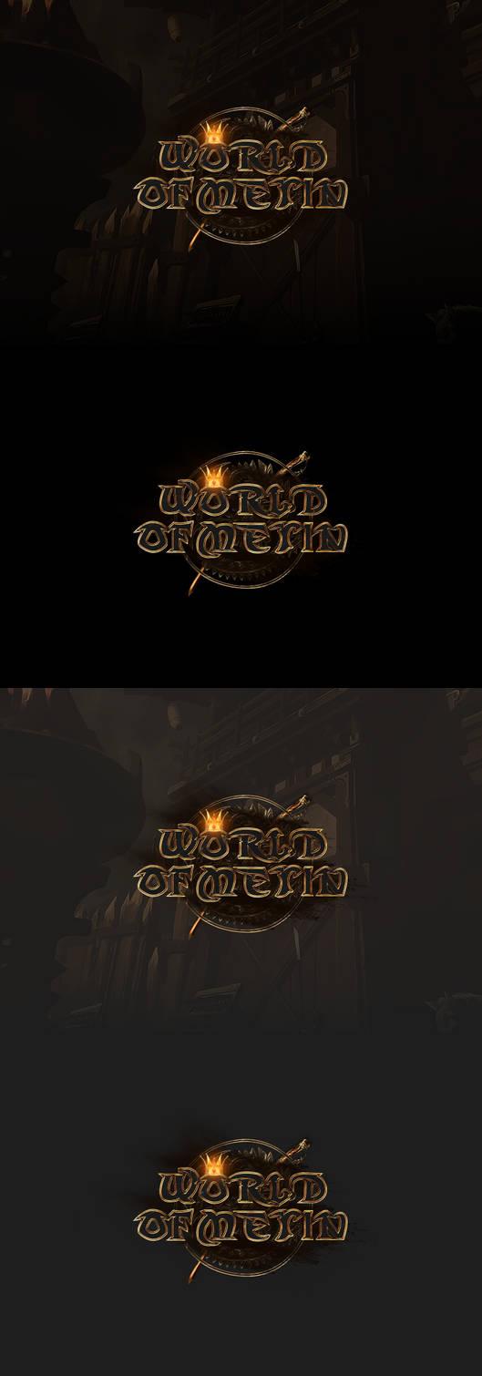 WorldOfMetin - Metin2 Logo by FanBarcelony