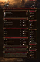 Board RPG Game Design by FanBarcelony