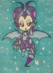 ice baby by SailorMango