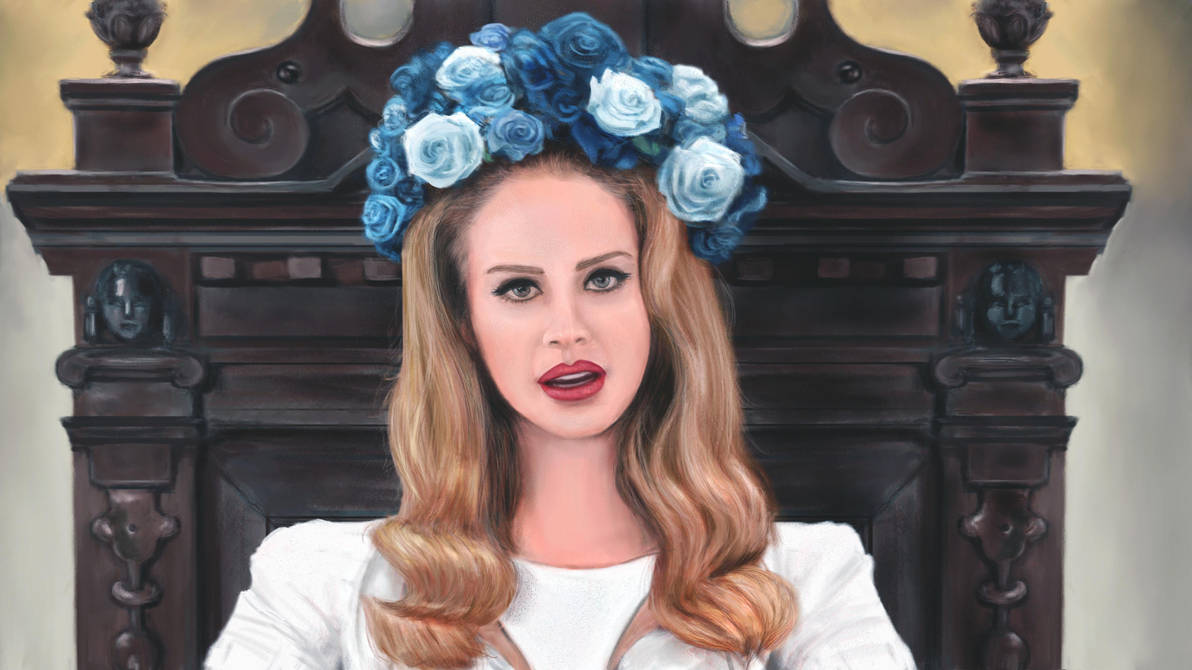 Lana del Rey by crushtested
