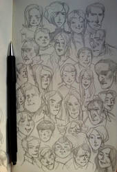 Faces by Paola0405